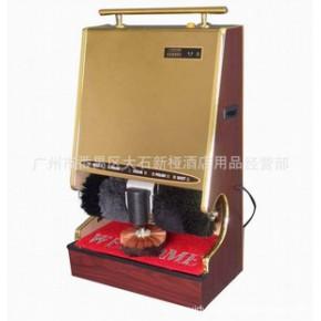 酒店用品厂提供多功能刷鞋机   多功能感应刷鞋机