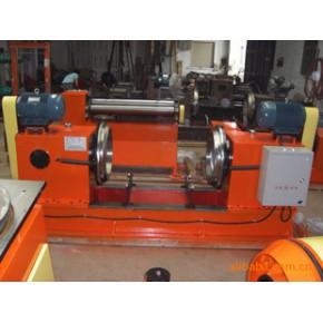100-208L双头卧式翻边机自动金属钢桶铁桶油桶制桶制罐设备波纹机