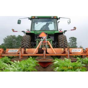 大型进口中耕机 旋耕机 无动力
