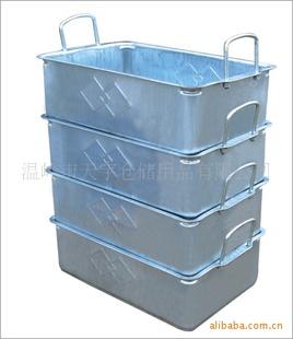 铁质周转箱TY-TXAS 金属周转箱 铁箱 适合工厂 物流周转箱