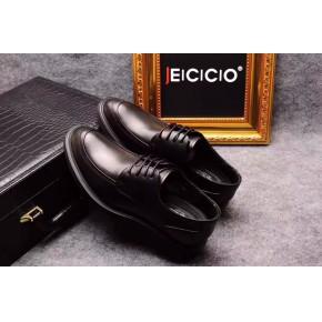 广州真皮皮鞋厂承接小量订单OEM贴牌加工真皮皮鞋