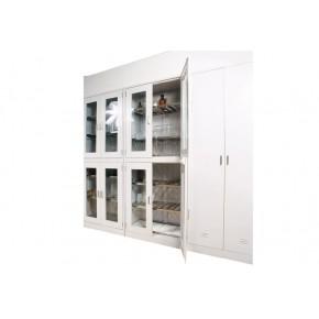 实验室器皿柜LABONE-QMG 全钢实验室家具