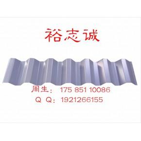 供应贵州彩钢瓦彩钢板新型仿古琉璃瓦彩钢夹芯板厂家