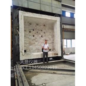 试验炉厂家|玻璃构件耐火试验炉
