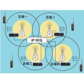 數字中繼IP互聯在無線對講系統中的應用