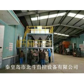农业部土壤调理剂生产设备北斗自控
