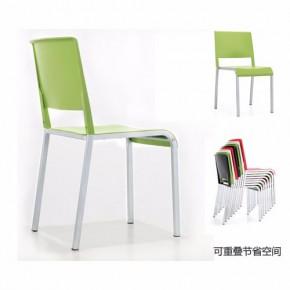 培训椅 会议学习多功能椅子 塑料阅览学生椅定制