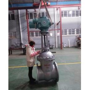 矿用防爆电动闸阀型号MZ941H-100C