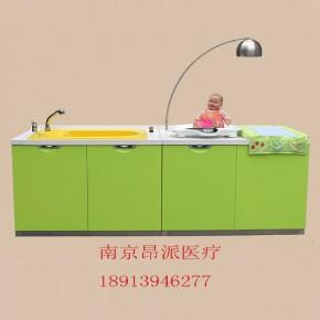 妇产医用新生儿洗礼池洗婴护理台抚触台