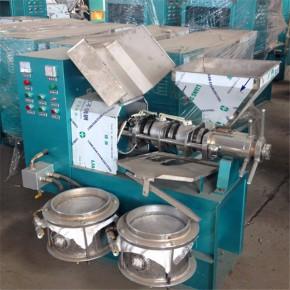 榨油机商用榨油设备 油坊花生菜籽螺旋榨油机厂家