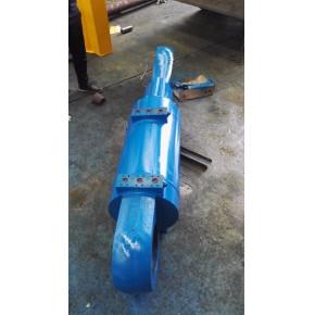 气缸、液压阀件、液压泵站、控制系统