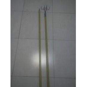 我是专业生产带电作业 并沟线夹拆装杆