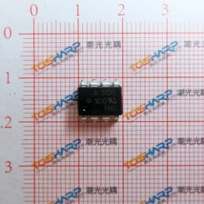 HCPL-3120-800E安华高光耦SOP8