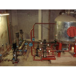蒸汽凝结水回收设备