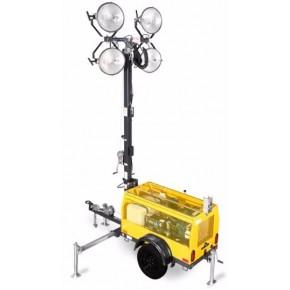 CE认证应急移动灯车-阿特拉斯QLT M10灯塔