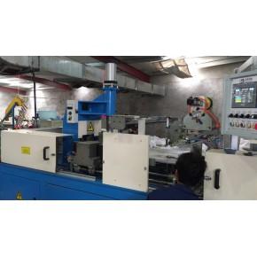 汉东电工机械CB-460全自动摇盘包膜一体机