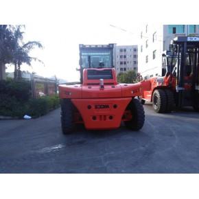 设备搬运16吨叉车国内租赁16吨重型叉车