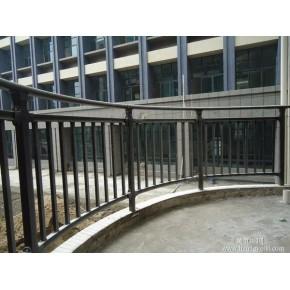 小区别墅锌钢栅栏 铁艺围栏 组装锌钢阳台栏杆