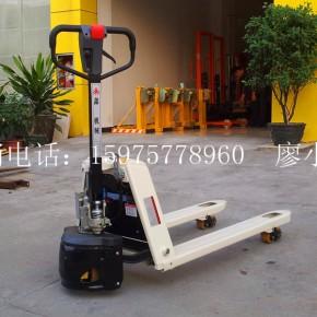供应优质型电动液压叉车 广州番禺全电动托盘车价格