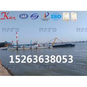 250方绞吸式清淤船、水库湖泊清淤机械