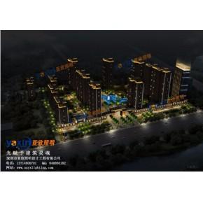 深圳公园景观照明设计