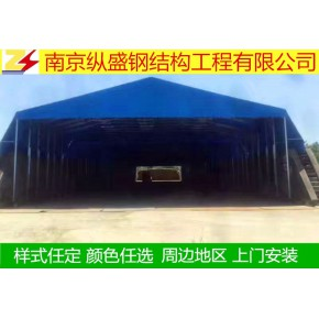 直销大型仓库帐篷活动雨棚汽车棚遮阳蓬排档烧烤雨棚
