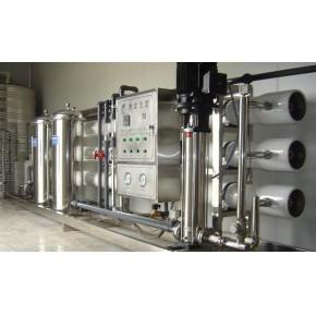 食品饮料生产用水反渗透纯净水设备