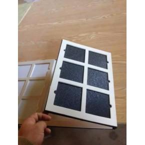 厂家制作实木门橱柜门色板样本 可定制晶钢门色卡本