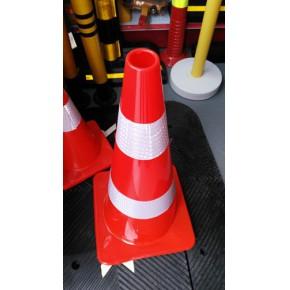 PVC红体圆锥 深圳塑料路锥 防撞路锥雪糕筒