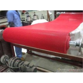 地垫宝丽美系列双色汽车系列地垫生产线(图)