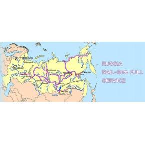 上海青岛到马加丹MAGADAN海运服务
