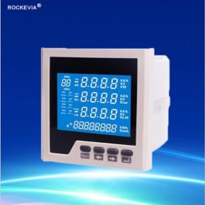 威盛谐波、复费率多功能电力仪表 数显电力仪表
