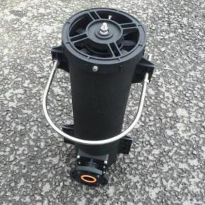 旋流曝气器运行原理