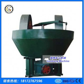 高效湿式碾金机