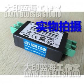 电话降噪器交换机噪音隔离器电话线抗干扰器