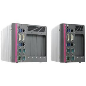 嵌入式无风扇工业电脑带扩展槽Nuvo-6000