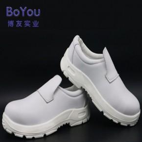钢头劳保鞋防滑防砸安全鞋防静电工作鞋电工鞋