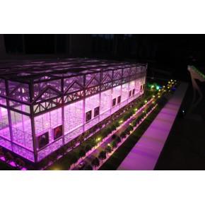 智能农业沙盘模型