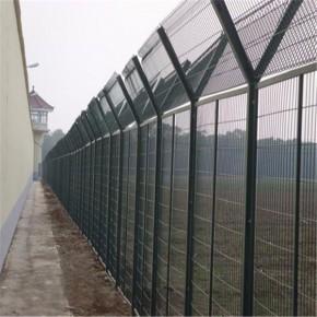 武汉监狱护栏网价格 监狱防攀护栏网 浸塑护栏网