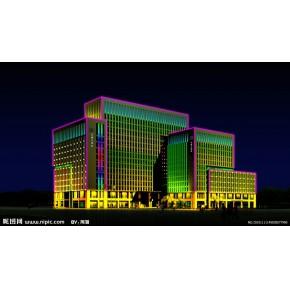 LED景观照明亮化工程