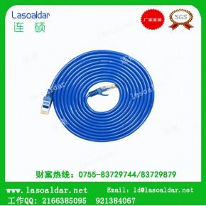 网络线水晶头线网络跳线通讯通信连接线光钎跳线