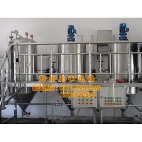 小型棕榈油精炼油设备 大豆油食用油脂精炼设备