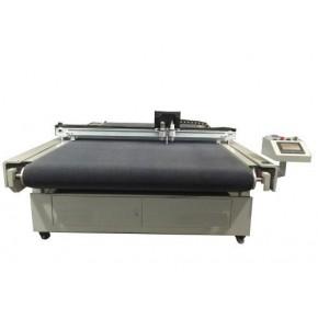 振动刀切割机数控汽车脚垫切割机