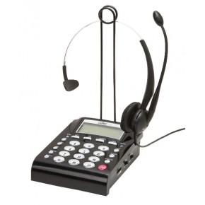 话务耳麦话务盒手机卡耳麦电话接口耳麦电脑插头耳麦