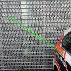 1.5原色氧化长城哈佛4s店外墙板