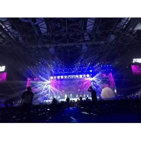 广州舞台制作搭建灯光音响演出设备租赁基本介绍