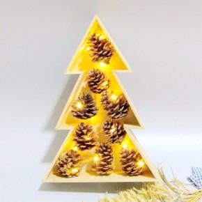 【】外贸圣诞工艺品礼品灯饰