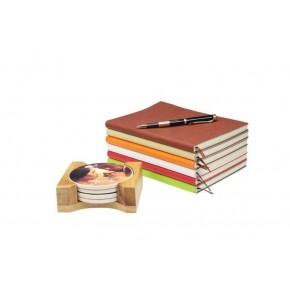 笔记本文具本子加厚胶装本活页本精装可印logo