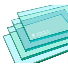 单片铯钾防火玻璃,玻璃隔断,玻璃垂壁