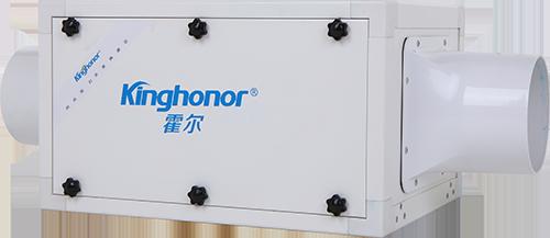Z500分体式中央全热交换新风系统 室内空气净化